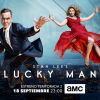 AMC estrena en exclusiva la segunda temporada de 'Lucky Man'