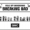 La campaña española 'Breaking Bad en un minuto' arrasa en los Clio Entertainment Awards