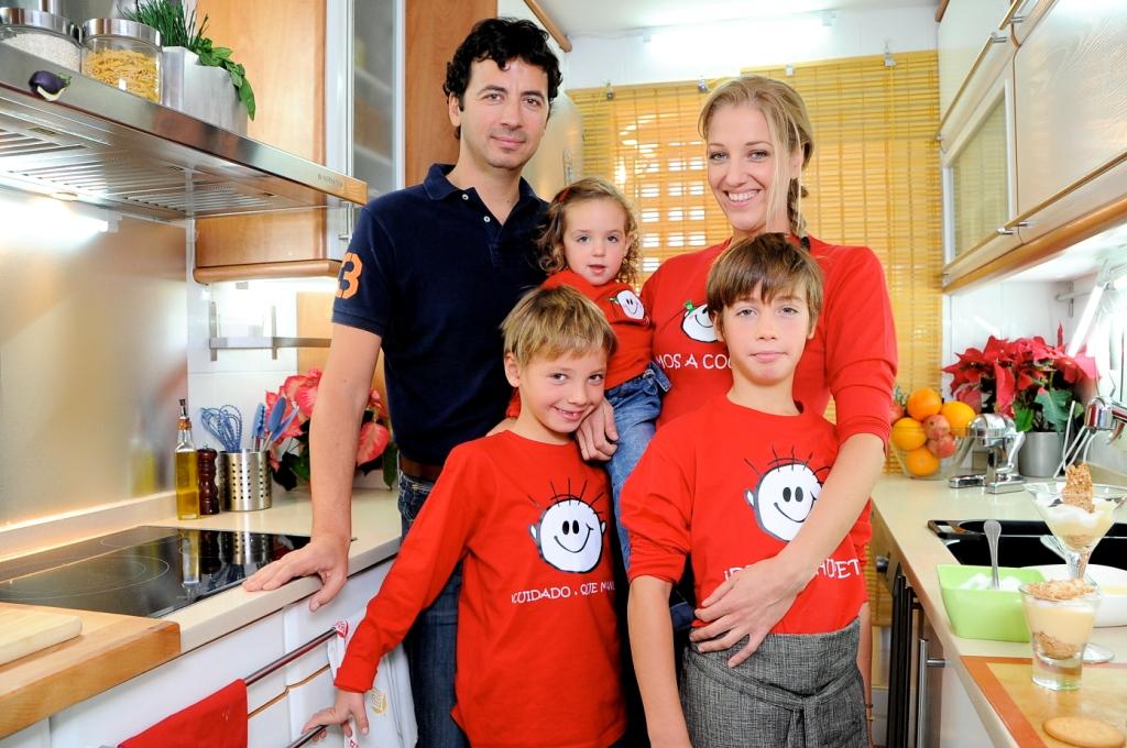 La navidad de nuestros chefs en canal cocina amc networks for Canal cocina cocina de familia