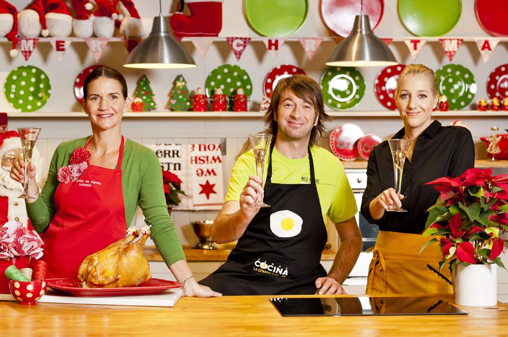 100 navidad en canal cocina amc networks - Diana cabrera canal cocina ...