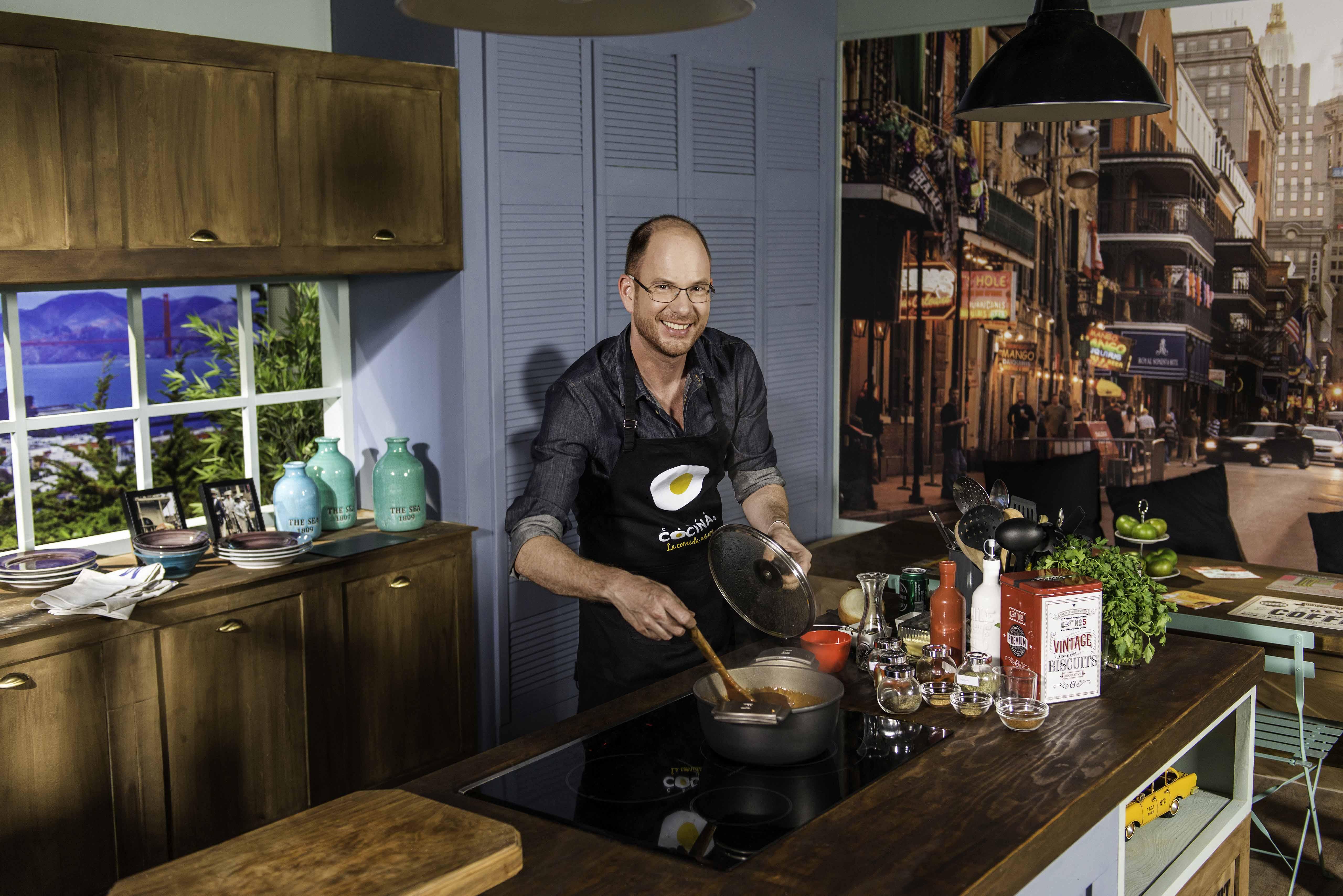 La cocinera con estrella michelin mar a jos san rom n y - La cocina de maria jose ...