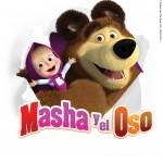 POSTER MASHA Y EL OSO con copy