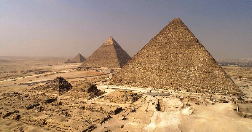 HISTORIA estrena El misterio de las pirámides, una serie que descifra los  tesoros ocultos de Egipto - AMC Networks
